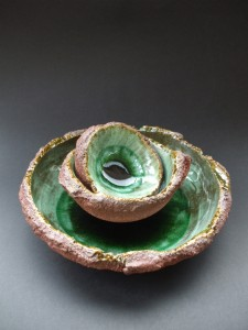 Nicola crocker mini pools green 3