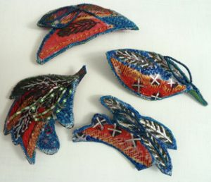 autumn leaf brooches web