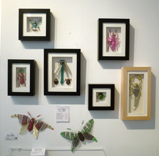 fabulous insects and jewellery by kate packer