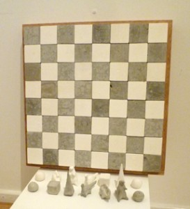 Thais large chessboard 2