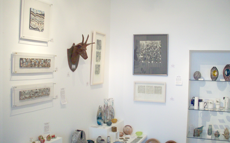 New works by Helen Edwards and Jude Freeman