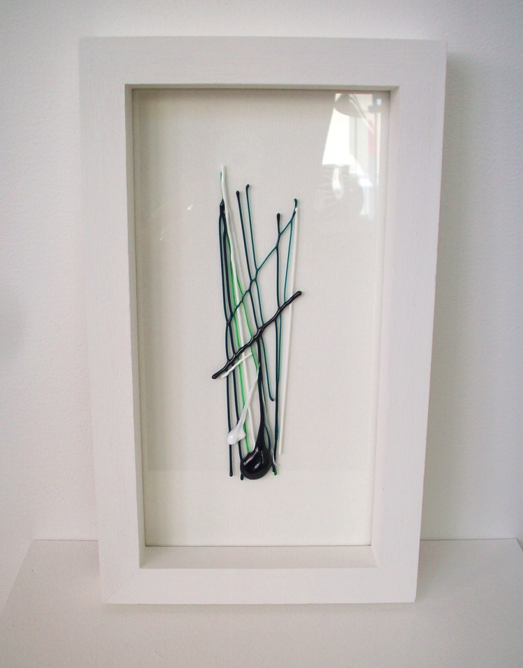 contemporary glass, picture, Corinna Butler