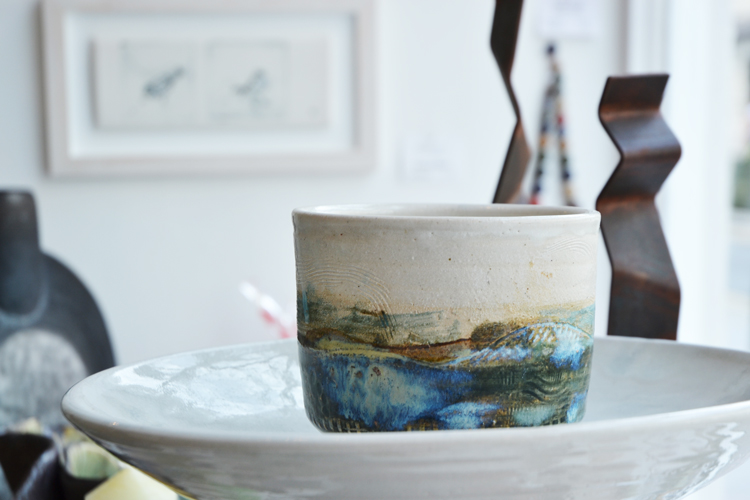 Louise Thompsons Landscape Bowls