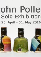 John Pollex Solo Exhibition 2016