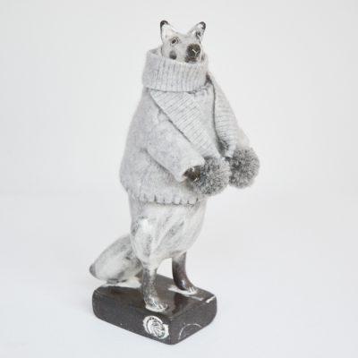 Gwen Vaughan - Winter Fox