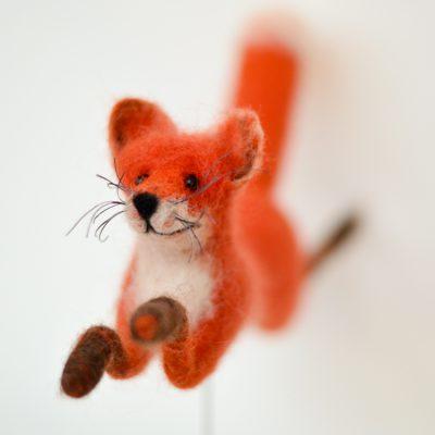 Tracey Benton - Leaping Fox