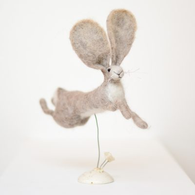 Tracey Benton - Leaping Hare