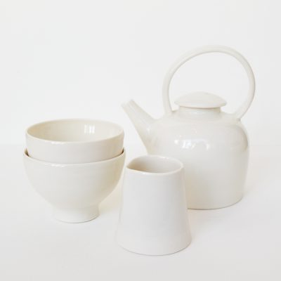Rebecca Harvey - Tea Set for Two