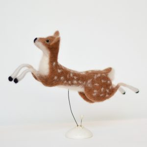 Tracey Benton - Leaping Fawn