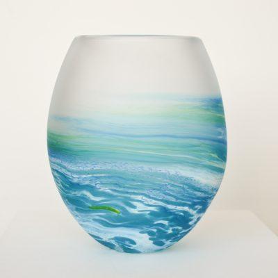 Richard Glass - Rockpool Vessel