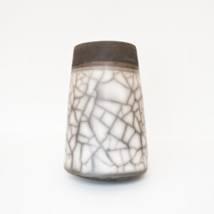 Christina Peters - Rocking Raku Pot