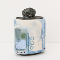 Susan Luker - Shell Lidded Keeper