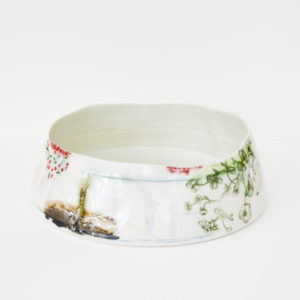 Helen Harrison - Large Porcelain Bowl