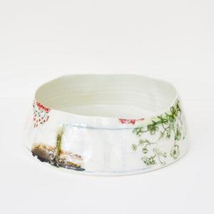 Helen Harrison - Large Porcelain Bowl