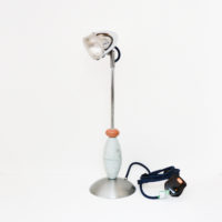 Sam Isaacs - Reclaimed Dynamo Bicycle Lamp
