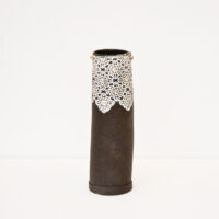 Frances Spice - Black Stem Vase