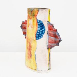 John Pollex - Large Winged Pot 29 cm