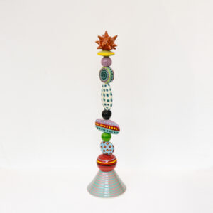 Lincoln Kirby-Bell - Multi-coloured Totem