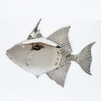 Mike Tucker - Stainless Steel Triggerfish