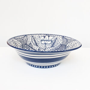 Lincoln Kirby-Bell - Large Fish Design Bowl