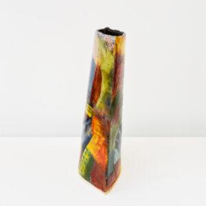 John Pollex - Large Slab Vessel / Vase
