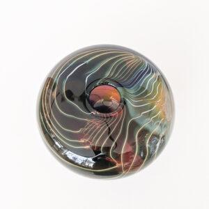 Richard Glass – Small Pebble Vase