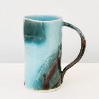 Taja - Large Porcelain Mug