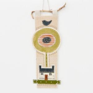 Louise Nichols - Lino Cut Hanging