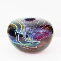Richard Glass – Large Pebble Vase