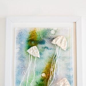 Susan Dare-Williams - Glass Jellyfish Picture
