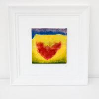 John Pollex - Framed Tile