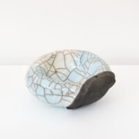 Dan Chapple - Raku Double Walled Bowl