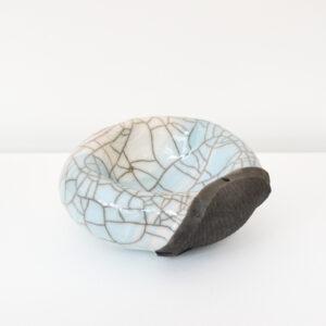 Dan Chapple - Raku Double Walled Bowl