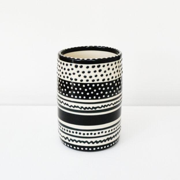 Lincoln Kirby-Bell - Utensil Holder / Vase