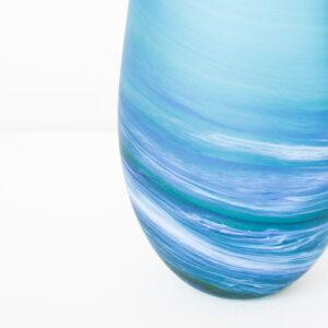 Richard Glass – Medium Seaspray Vase
