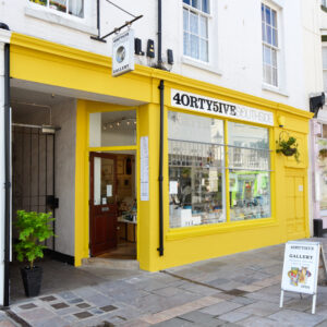45 Southside Gallery Shopfront