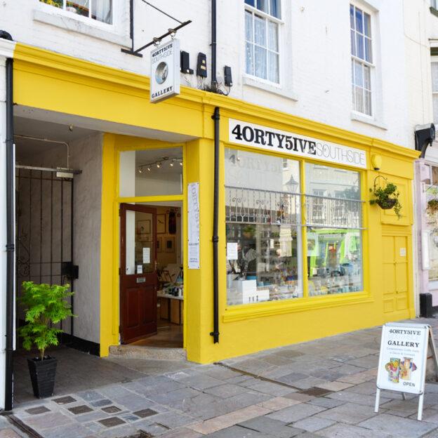 45 Southside Gallery Shopfront