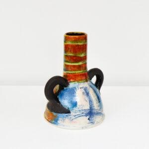 John Pollex - Handled Bell Bottle
