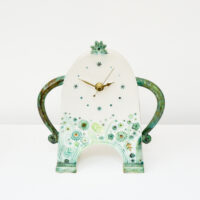 Sarah McCormack - Green Stroppy Clock