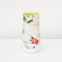 Helen Harrison - Floral Ceramic Vase