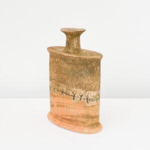 Janie Ramsay - Stoneware Landscape Bottle
