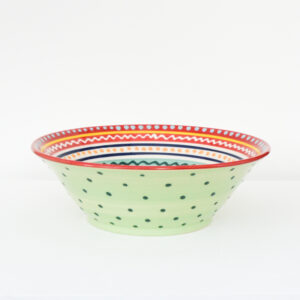 Lincoln Kirby-Bell - Large Patterned Bowl