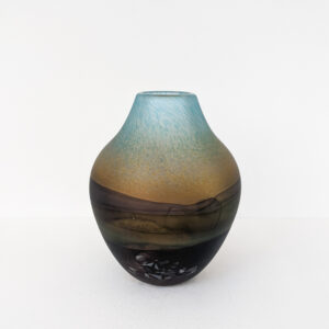 Richard Glass - Moorland Bottle Vase